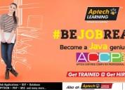 Aptech malviya nagar offers best it training