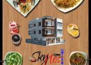 Serviced apartments in hyderabad | restaurant