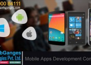Mobile app development training in kanpur, luckno