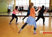 Best zumba dance training center in faridabad – ra