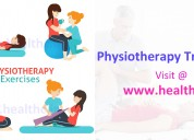 Physiotherapist service at home in chennai