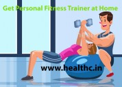 Home personal gym trainers in mumbai