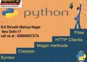 Aptech malviya nagar offers python training class