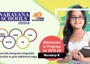 Narayana schools odisha-admissions are open(2019-2
