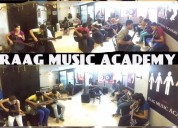 Free demo classes guitar,keyobard,singing,octapad