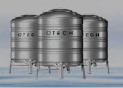 Stainless steel water tanks in raipur