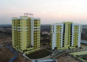 New luxury apartments in  cuttack