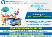 Business sale by responsive website design