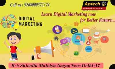 Digital Marketing provideAptech Malviya Nagar