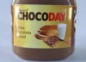 Buy chocoday coffee spread from heinrich chocolat