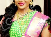 Wedding makeup artists in jubilee hills