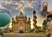 Dwarka somnath sasan gir diu tour package