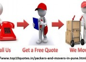Hire best packers and movers in pune for your shif