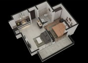 Chd y-suites 1 bhk luxury apartment in sector 34 s