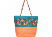 Buy ecofriendly handcrafted jute bags
