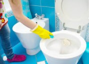 Bathroom deep cleaning-repair service in kolkata.