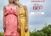 Upto 60% off on anita dongre designer dresses!
