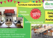 Low cost furniture in coimbatore