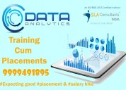 Data analytics course provider institute in delhi