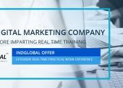 Digital Marketing Courses in Bangalore-Indrasacade