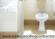 Bathroom Epoxy Chemical Treatmen