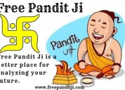 Free pandit ji- free online astrology solution