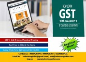 Goods & service tax certification training delhi