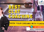 Best clat coaching in lucknow