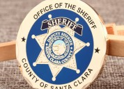 Sheriff challenge coins