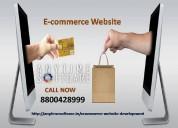 Develop e-commerce website as per your business
