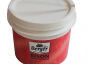 Berger paint bison distemper