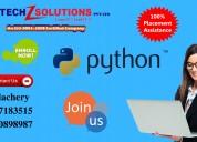 Best python training institute  in chennai