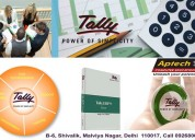 Tally classes provider in delhi aptechmalviyanagar