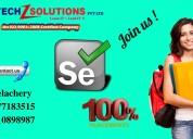 Selenium training institute in chennai