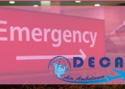 Get easy accessibility to air ambulance from delhi