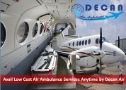 Get assistance with air ambulance from guwahati