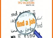 We provide a job any where