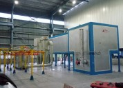 Industrial paint booth manufacturers