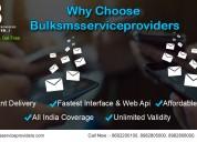 Best bulk sms in india