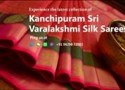 End of reason sale - kanchipuram sri varalakshmi s