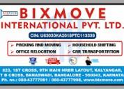Packers  and  Movers in Kalyan Nagar (bangalore)
