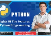 Best python training institute in noida, delhi