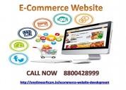 E-commerce website design  in noida