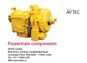 Powertrain components  for vehicles to enhance