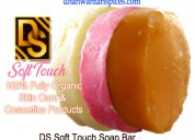 Bathing soap - organic - pure - cosmetics products