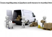 Packers and movers in mumbai | movers and packers