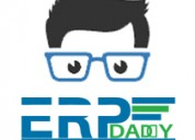 Erp software providing custom | erp daddy