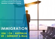 Overseas immigration services at new delhi