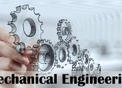 Distance learning mechanical engg.courses- special