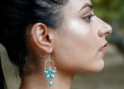 Buy turquoise earrings online